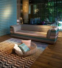 tappeti missoni home trade showroom missonihome