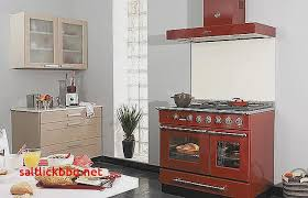 darty cuisine plaisir cuisiniere a gaz et four electrique pour idees de deco de cuisine
