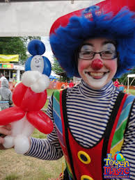 clowns balloons professional clowns a touch of magic entertainment