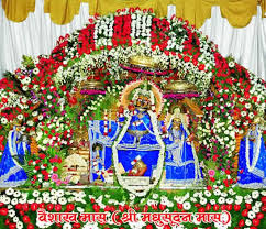 Krishnashtami Decoration Janmashtami Celebration In Jaipur Rajasthan Tourism Beat