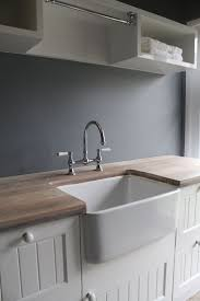 Kitchen And Utility Sinks by Cabinet Alluring Utility Sink With Cabinet Home Depot