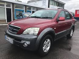 used kia sorento xe for sale motors co uk