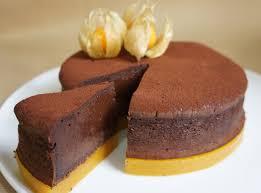 gateau d anniversaire herve cuisine moelleux au chocolat et mangue hervecuisine com