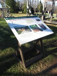 attractive outdoor interpretive panels are possible at a bargain