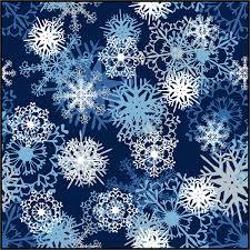 21 snowflake patterns free psd vector ai eps format
