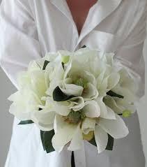25 best magnolia wedding bouquets ideas on pinterest magnolia