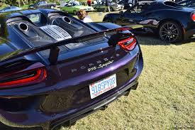 2015 porsche 918 spyder viola black 13