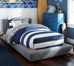 Pottery Barn Upholstered Bed Alex Bed Pottery Barn Kids