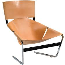 Outdoor Sling Chairs Artifort 1963 Saddle Leather F444 Butterfly Sling Chair Black Or
