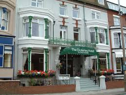 the dukeries hotel blackpool uk booking com