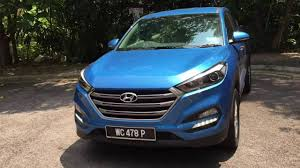 hyundai tucson malaysia 2016 hyundai tucson test drive review in malaysia