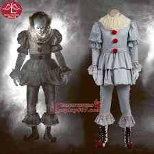 costume for pennywise scary clown costume for and