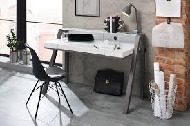 Schreibtisch Lang Und Schmal Maja 5014 Schreibtisch Weiß Möbel Letz Ihr Online Shop