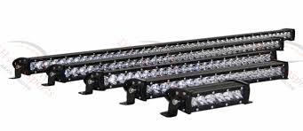 4x4 Led Light Bars by New Arrival 4x4 The Slimmest 3d Cree Single Row Led Light Bars Led