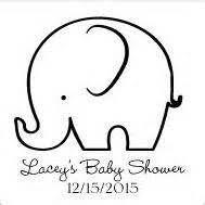 16 best elephants images on pinterest elephant template