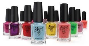 trade in an old nail polish for a brand new bloom nail polish