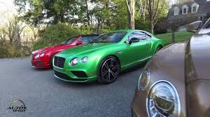 green bentley 2017 2017 bentley motors full model line up at the mayflower grace