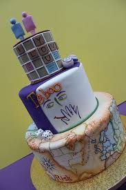 18 best board game cakes images on pinterest amazing birthday