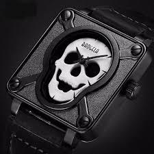 mens waterproof leather skull skull rider nyc