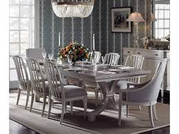 stanley furniture preserve 9 piece st helena trestle table set