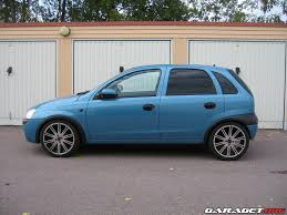vauxhall corsa blue breeze blue owners post your pics