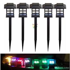 Solar Landscaping Lights Outdoor by High Quality Solar Landscape Lights Landscape Lighting