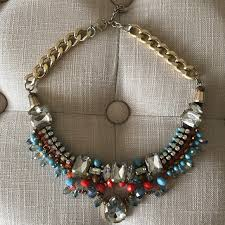 jewelry statement necklace images Charming charlie jewelry statement necklace poshmark jpg