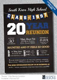 50th high school class reunion invitation chalkboard class reunion invitation with by lukenshagedorndesign