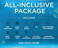 atlantis bahamas all inclusive vacation packages paradise island