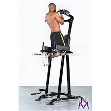 knee raise multi power tower with exercise bench chin up push pull