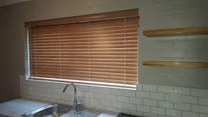 dark wooden venetian blinds tlc blinds cape town