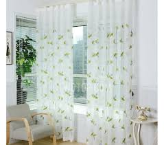 White Patterned Curtains Green And White Patterned Curtains Bedroom Curtains