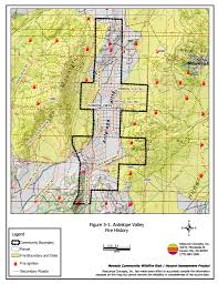 Wildfire Map Valley Fire by 5 0 Antelope Valley Washoe County Fire Plan Nevada Community