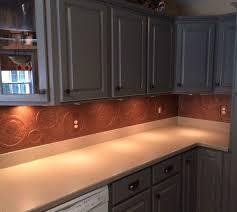 copper backsplash kitchen best 25 copper backsplash ideas on reclaimed wood