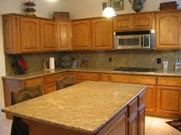 Slate Backsplash In Kitchen by Granite Countertop Small Kitchen Corner Cabinet Backsplash Tile