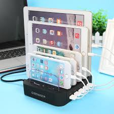 top 10 best usb charging stations for tablet iphone u0026 android