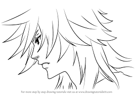 learn how to draw pluto from black butler black butler step by