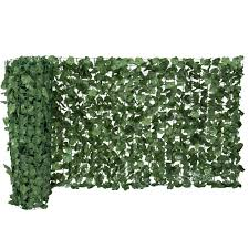 Real Deals On Home Decor Ogden Ut Faux Ivy Privacy Fence Screen 94