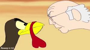 spend thanksgiving with animated larry david vulture