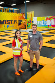 Pump It Up Invitation Card Trampoline Park Waco Tx Urban Air Indoor Trampoline Park