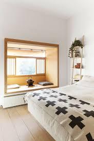 Master Bedroom Design Principles Calming Colors For Office Positive Bedrooms Brown Varnished Teak