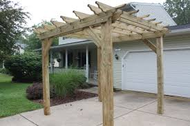 Pergola Diy Plans by Pergolas Arbors And Garden Structures Building Our Farm By