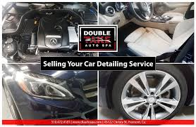 selling your car auto detailing engine cleaning headlight