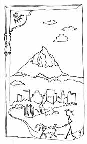 a life well walked in portland oregon a coloring book for all
