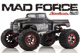 kyosho 1 8 mad force kruiser 2 0 rtr 4wd nitro monster truck rc