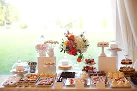 informal wedding reception delicious wedding reception food without being expensive
