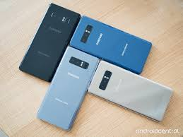 Can You Black With Color What Color Galaxy Note 8 Should You Buy Black Grey Gold Or Blue