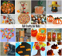 kid craft ideas for fall home design inspirations