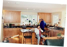 kitchen island height what is standard island height picture