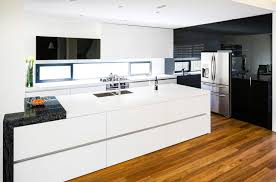 unique white kitchen design completehome